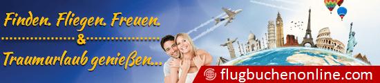 Flug online buchen