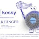 Kalkfänger Kessy gibts jetzt bei wasser-8.de