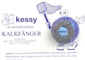 Kessy Kalkfänger gegen Kalk