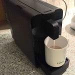 Kaffeemaschine: Delica Cremesso Viva B6