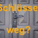 Tür zu? – 069er Schlüsseldienst hilft
