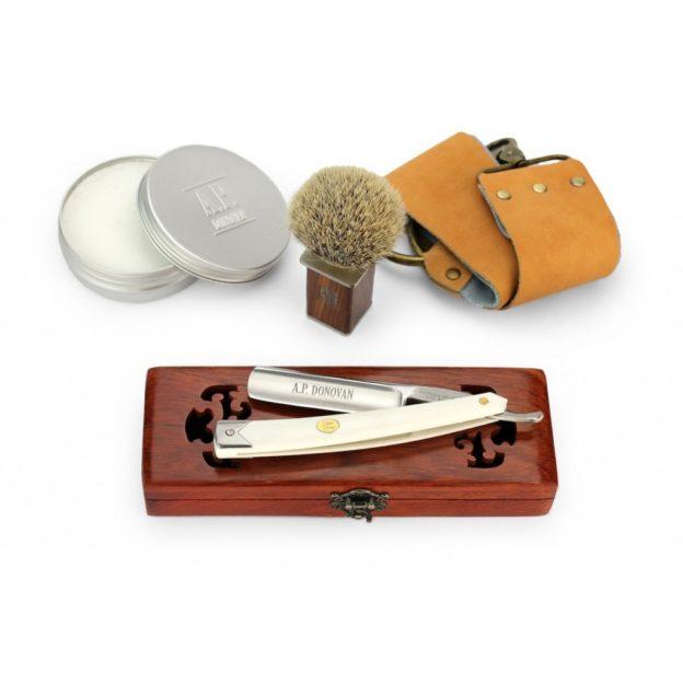 Rasiermesser Komplett-Set