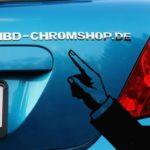 Chrombuchstaben – Eine moderne und alternative Art der Beschriftung