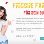 www.shirt-x.de – Hier steht die Individualität im Vordergrund