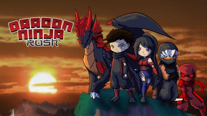 Dragon-Ninja-Rush-Produktbild