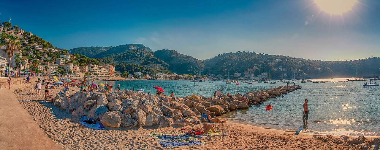 Mallorca-Bild