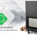Kamineinsatz Serie Nadia – Wärme und Geborgenheit in den eigenen vier Wänden