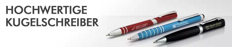 Kugelschreiber aus Metall