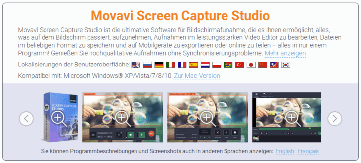 Movavi-ScreenCaptureStudio-Screen