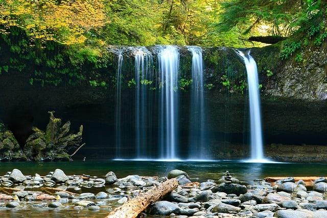 Hypnose-Wasserfall