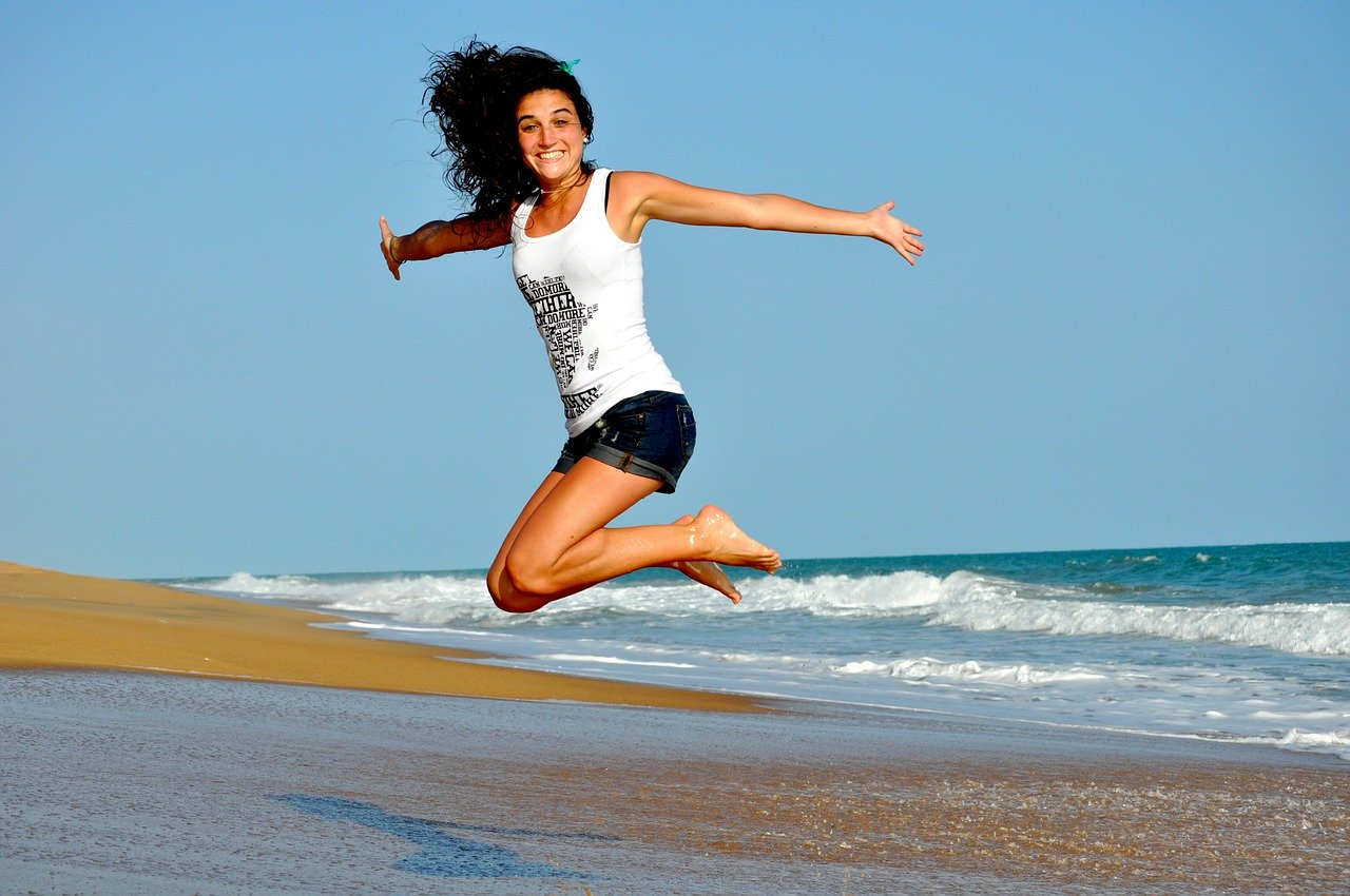 Fitness-Jumping