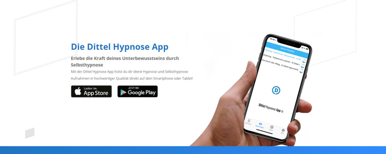 Hypnose-App-Screenshot