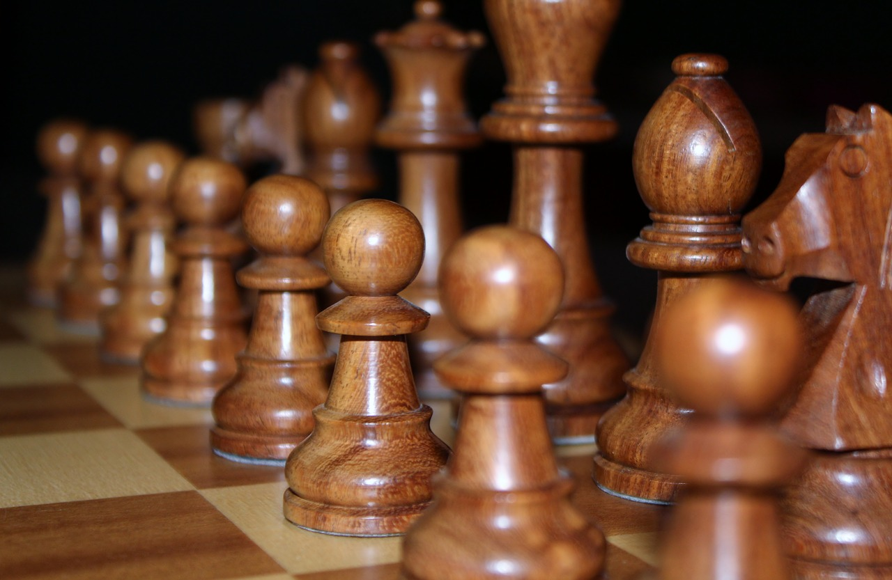King-Chess-Schachset