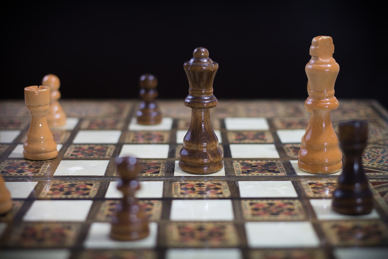 King-Chess-Schachspiel