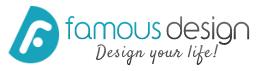Famous-Design-Logo
